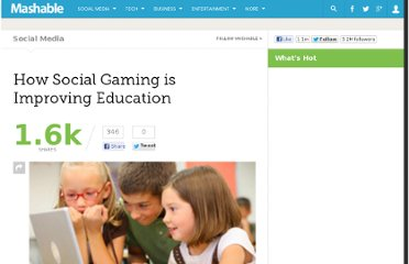 http://mashable.com/2010/02/07/social-gaming-education/
