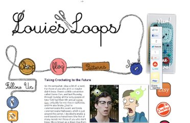 http://www.louiesloops.com/2011/10/taking-crocheting-to-future.html