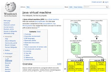 http://en.wikipedia.org/wiki/Java_virtual_machine