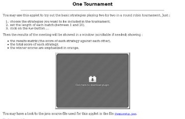http://www2.lifl.fr/IPD/applet-tournament.html