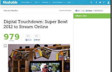 http://mashable.com/2011/12/20/super-bowl-online-2012/