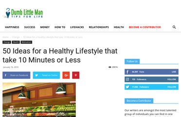 http://www.dumblittleman.com/2008/04/50-ideas-for-healthy-lifestyle-that.html