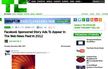 http://techcrunch.com/2011/12/20/sponsored-stories-news-feed/