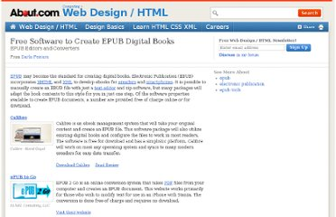 http://webdesign.about.com/od/epub/tp/epub-editors-and-converters.htm