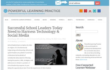 http://plpnetwork.com/2011/12/20/review-what-connected-school-leaders-do/