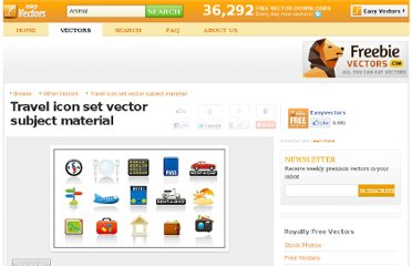 http://www.easyvectors.com/browse/other/travel-icon-set-vector-subject-material