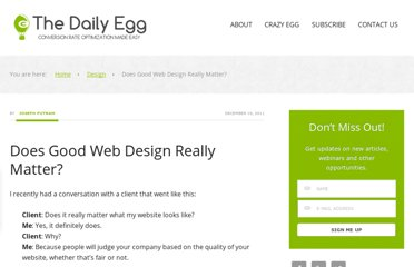 http://blog.crazyegg.com/2011/12/19/does-web-design-matter/