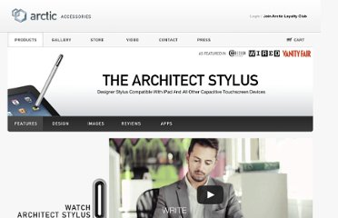 http://www.thearcticstore.com/architect/main