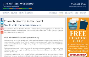 http://www.writersworkshop.co.uk/character.html?page=Character