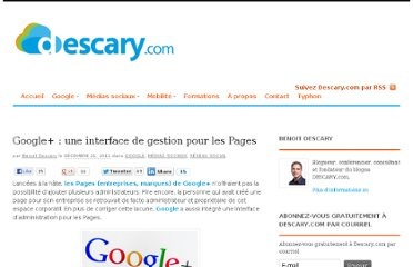 http://descary.com/google-plus-une-interface-de-gestion-pour-les-pages/