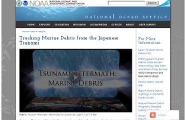 http://oceanservice.noaa.gov/news/features/dec11/japan-tsunami-debris.html
