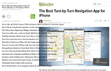 http://lifehacker.com/5870122/the-best-turn+by+turn-navigation-app-for-iphone