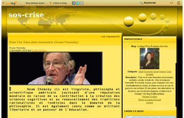 http://sos-crise.over-blog.com/article-pour-une-education-humaniste-noam-chomsky-62907203.html