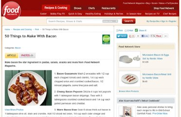 http://www.foodnetwork.com/recipes-and-cooking/50-things-to-make-with-bacon/index.html