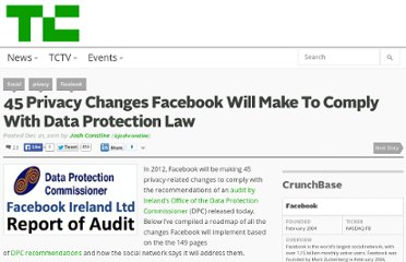 http://techcrunch.com/2011/12/21/privacy-changes-audit/