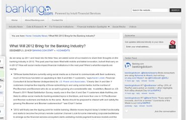 http://www.banking2020.com/2011/12/21/what-will-2012-bring-for-the-banking-industry/