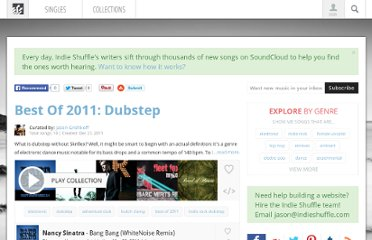 http://www.indieshuffle.com/top-dubstep-songs-of-2011/