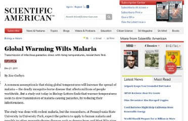http://www.scientificamerican.com/article.cfm?id=global-warming-wilts-malaria