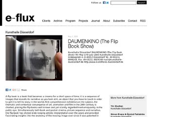 http://www.e-flux.com/announcements/daumenkino-the-flip-book-show/