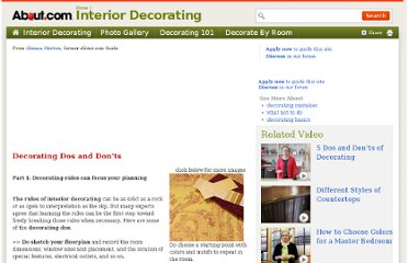 http://interiordec.about.com/cs/articl2/a/des_decordos.htm
