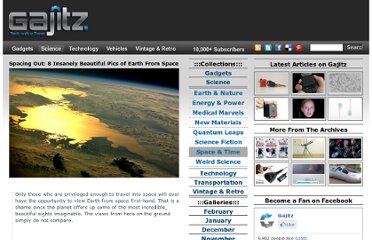 http://gajitz.com/spacing-out-8-insanely-beautiful-pics-of-earth-from-space/