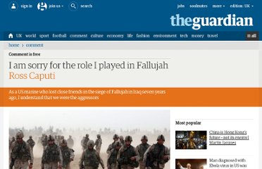 http://www.guardian.co.uk/commentisfree/2011/dec/22/fallujah-us-marine-iraq