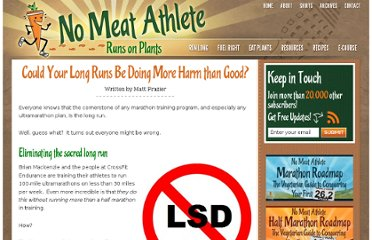 http://www.nomeatathlete.com/long-run-bad/