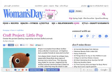 http://www.womansday.com/home/craft-ideas/craft-project-little-pup-103939