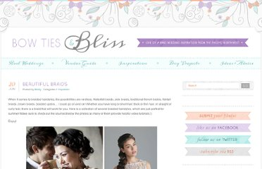 http://www.bowtiesandbliss.com/2011/06/beautiful-braids/