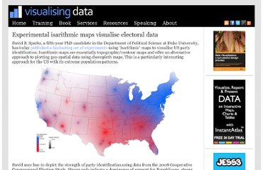 http://www.visualisingdata.com/index.php/2011/10/experimental-isarithmic-maps-visualise-electoral-data/