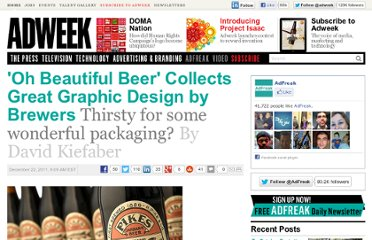 http://www.adweek.com/adfreak/oh-beautiful-beer-collects-great-graphic-design-brewers-137253