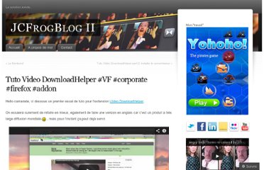http://jeromechoain.wordpress.com/2011/12/22/tuto-video-downloadhelper-vf-corporate-firefox-addon/