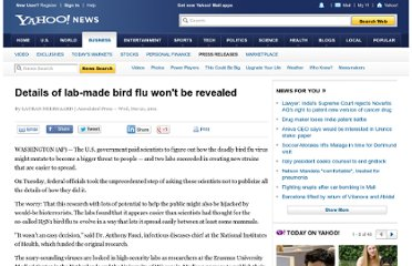 http://news.yahoo.com/details-lab-made-bird-flu-wont-revealed-223114982.html