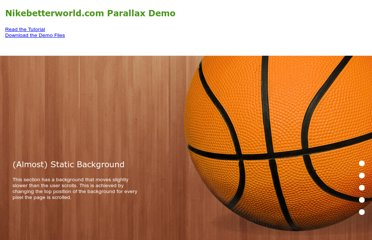 http://www.ianlunn.co.uk/demos/recreate-nikebetterworld-parallax/
