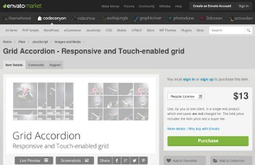 http://codecanyon.net/item/grid-accordion/141991