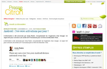 http://www.presse-citron.net/android-700-000-activations-par-jour