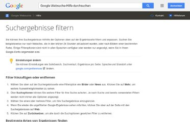 http://support.google.com/websearch/bin/answer.py?hl=de&answer=142143