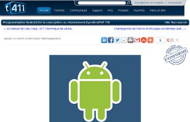 http://www.t411.me/torrents/programmation-android-de-la-conception-au-deploiement-eyrollespdf-fr