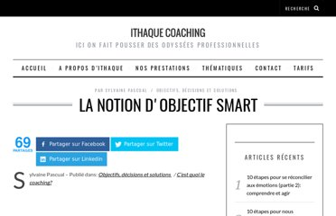 http://www.ithaquecoaching.com/articles/la-notion-dobjectif-smart-120.html