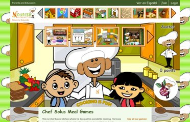 http://www.nourishinteractive.com/kids/11-chef-solus-meal-games