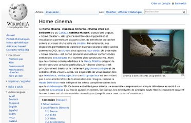 http://fr.wikipedia.org/wiki/Home_cinema