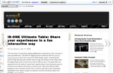 http://www.bornrich.com/entry/id-one-ultimate-table-share-your-experiences-in-a-fun-interactive-way/