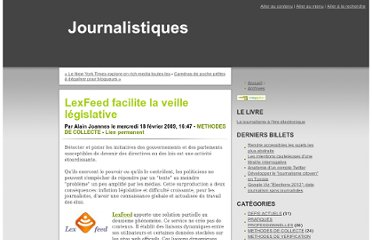 http://www.journalistiques.fr/post/2009/02/18/LexFeed-facilite-la-veille-legislative