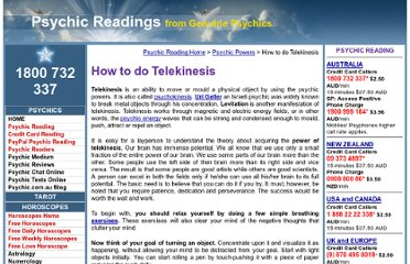 http://www.psychic.com.au/how-to-do-telekinesis.html