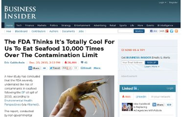 http://www.businessinsider.com/seafood-10000-times-more-carcinogens2011-12