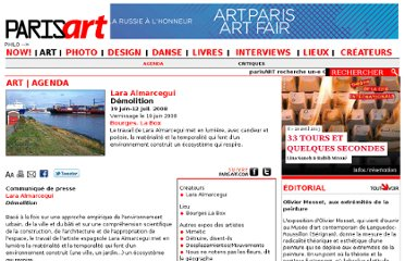 http://www.paris-art.com/exposition-art-contemporain/demolition/almarcegui-lara/4072.html