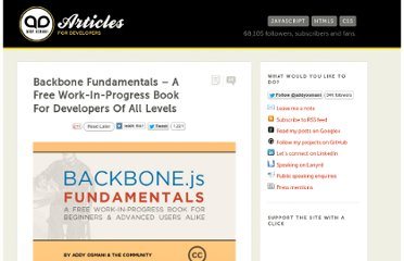 http://addyosmani.com/blog/backbone-fundamentals/