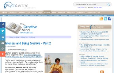 http://blogs.psychcentral.com/creative-mind/
