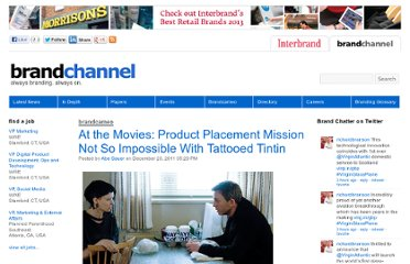 http://www.brandchannel.com/home/post/2011/12/23/Brandcameo-At-the-Movies-122311.aspx