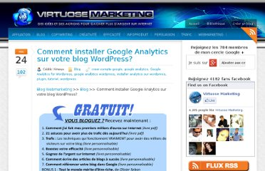 http://www.virtuose-marketing.com/comment-installer-google-analytics-sur-votre-blog-wordpress/